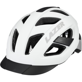 Lazer Cameleon Helmet with Insect Net matte white